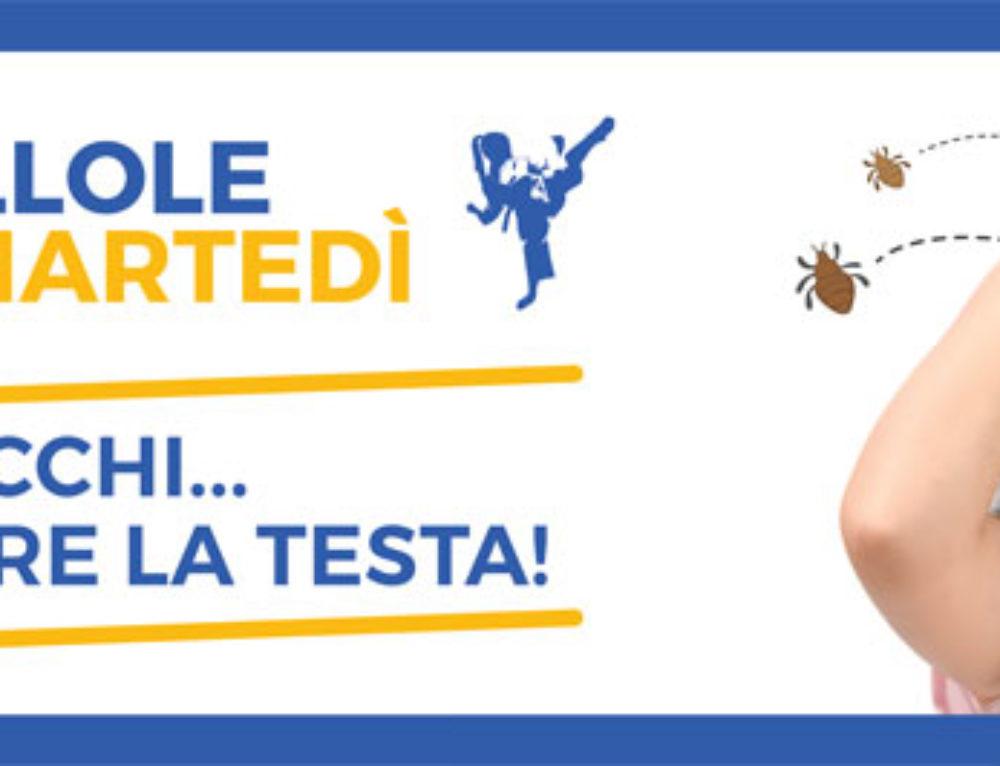 PIDOCCHI…NON PERDERE LA TESTA!